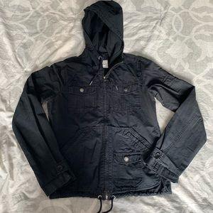Black H&M jacket size 6